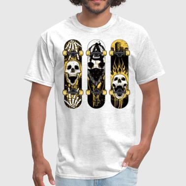Skate-designs design skate - Men's T-Shirt