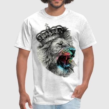 Lion Symbol lion - Men's T-Shirt