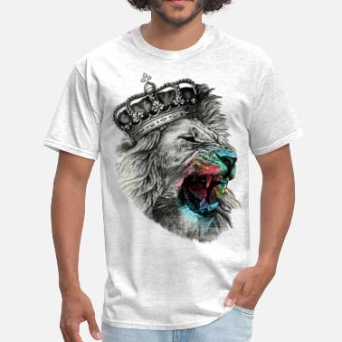 Animal lion - Men's T-Shirt