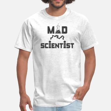Mad Scientist - Men's T-Shirt