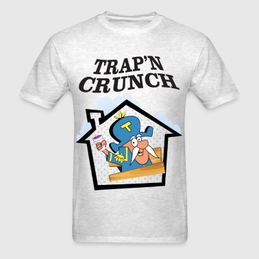 trap'n crunch - Men's T-Shirt