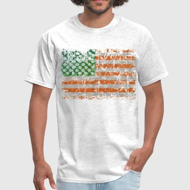 Kiss Me Im Irish Lucky Irish States Of America - Men's T-Shirt