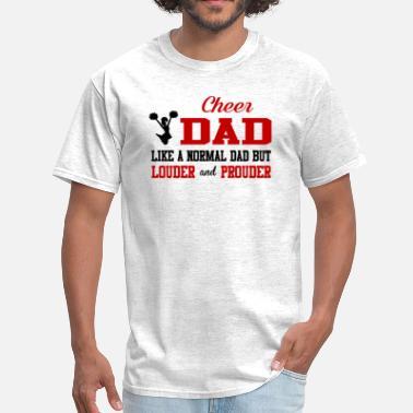 6d51e524 Men's T-Shirt. Cheerleader Dad. from $26.49. Cheer Dad Cheer Dad -  Men's ...