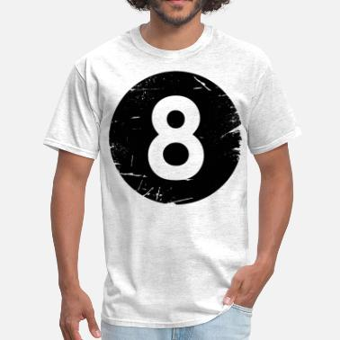 Number 8 number eight - Men's T-Shirt