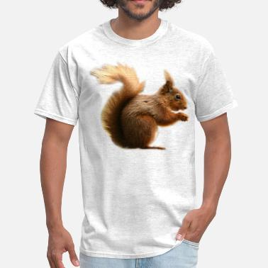 Squirrel squirrel - Men's T-Shirt