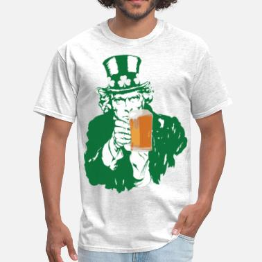 Irish Uncle Uncle Sham - Men's T-Shirt
