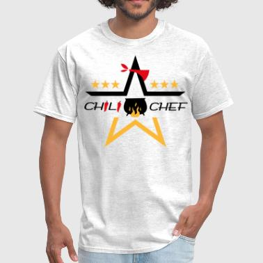 All-Star Chili Chef - Men's T-Shirt
