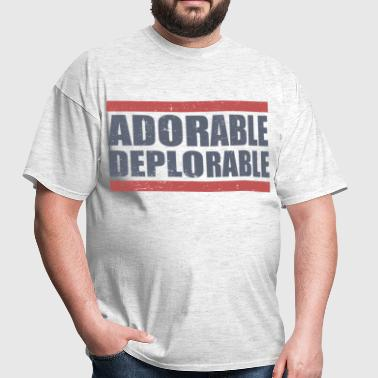 Adorable Deplorable - Men's T-Shirt
