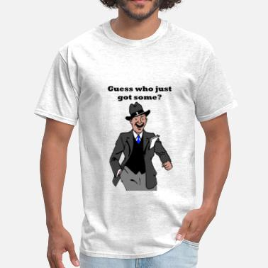 Guess Who Guess Who? - Men's T-Shirt