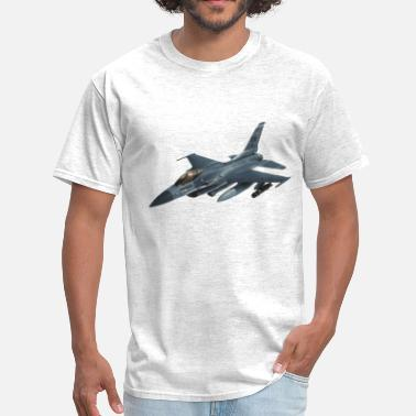 F-16 f16_tshirt - Men's T-Shirt
