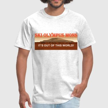 Ski Olympus Moons - Men's T-Shirt