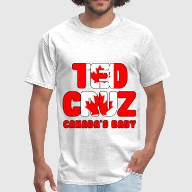 TED CRUZ CANADA'S BABY 2 - Men's T-Shirt