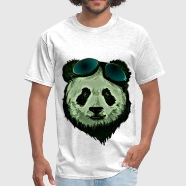 Teal Panda - Men's T-Shirt