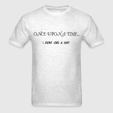 ONCE UPON A TIME - Men's T-Shirt