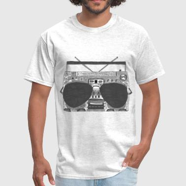 optical_audio4.gif - Men's T-Shirt