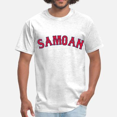 Samoan Islands Pacific Islander Night - Samoan - Men's T-Shirt