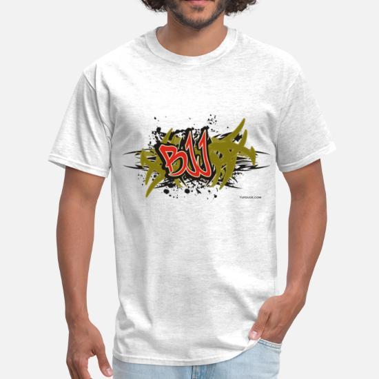 d5799e36e Jiu Jitsu - BJJ Graffiti Men's T-Shirt | Spreadshirt