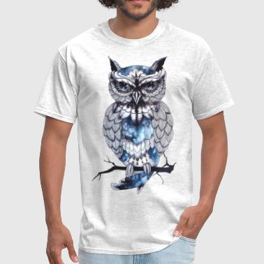 owl - Men's T-Shirt