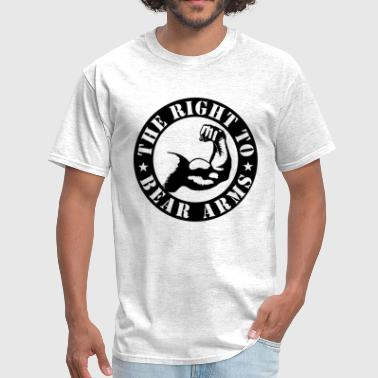 the_right_to_bear_arms_shirt - Men's T-Shirt