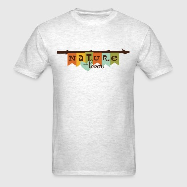 nature lover - Men's T-Shirt