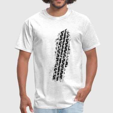 Tire Track - Men's T-Shirt