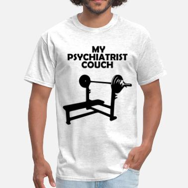 Bench Gym Gym Bench - Men's T-Shirt
