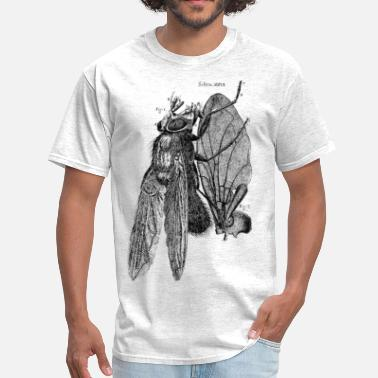 Science Micrographia Scheme - Men's T-Shirt
