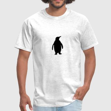 penguins zoological garden antarctica polar bear - Men's T-Shirt