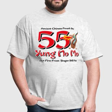 Yung No Mo 55th Birthday - Men's T-Shirt