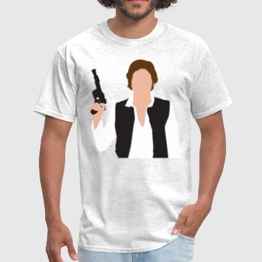 Han Solo shirt - Men's T-Shirt