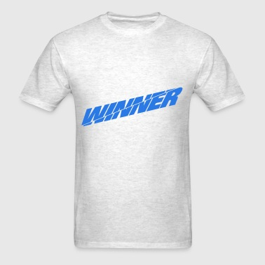 YG WINNER - Blue - Men's T-Shirt