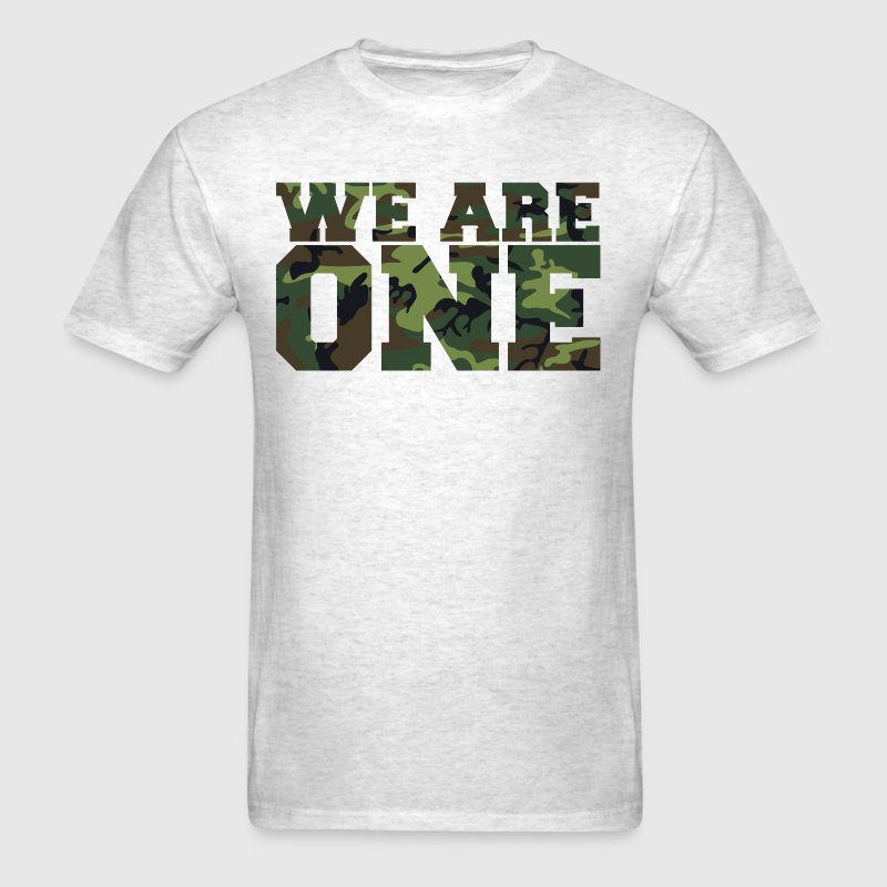 We Are One - Men's T-Shirt
