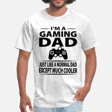 245311716 Shop Gaming Dad T-Shirts online | Spreadshirt