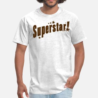 Superstar SuperStar! - Men's T-Shirt