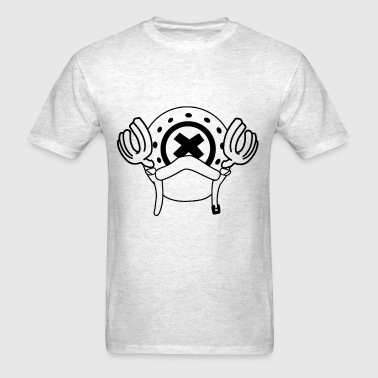 One Piece Chopper Face - Men's T-Shirt
