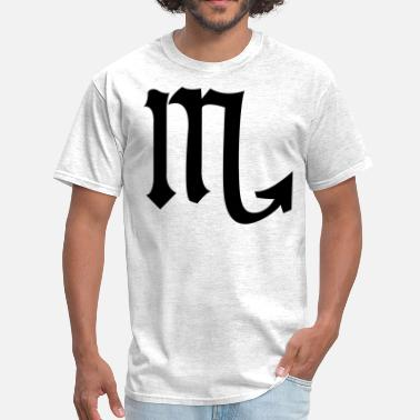 Symbolic Apparel Scorpio Symbol - Men's T-Shirt