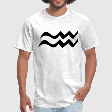 Shop Aquarius Astrological Sign T Shirts Online Spreadshirt