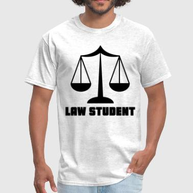 Advocate Law Student - Men's T-Shirt