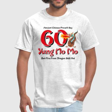 Yung No Mo 60th Birthday - Men's T-Shirt
