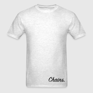 Chains plain - Men's T-Shirt