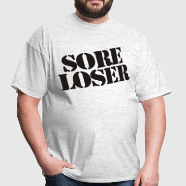 Sore loser - Men's T-Shirt