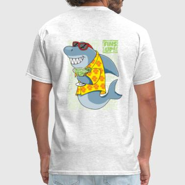 Fins Up! - Men's T-Shirt