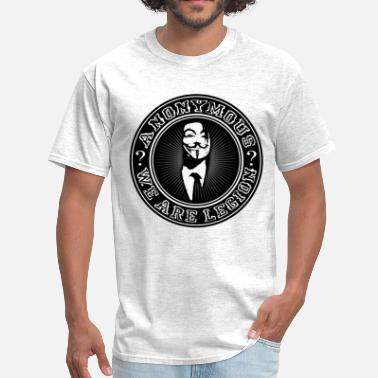 Anonymous For The Voiceless anonymous - Men's T-Shirt