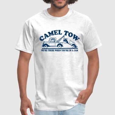 Towing Camel Tow - Men's T-Shirt