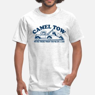 Camel Camel Tow - Men's T-Shirt