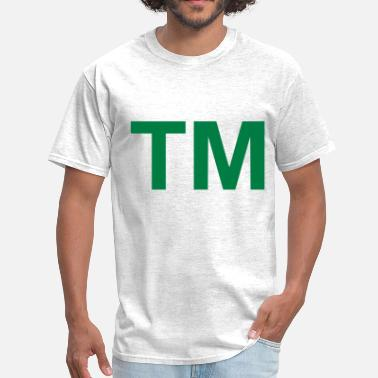 Trademark Trademark - Registered - Patent - Copyright - Men's T-Shirt