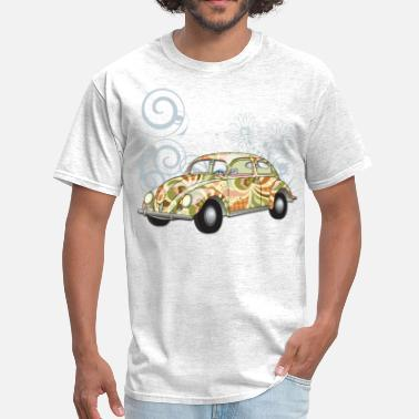 Flower Design fusca flower - Men's T-Shirt