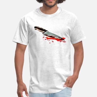 Knife Design knife - Men's T-Shirt