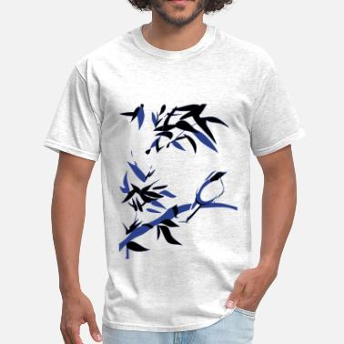 Bamboos Bird Bird and Bamboo - Men's T-Shirt