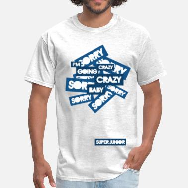 Super Junior Super Junior - Sorry Sorry - Men's T-Shirt